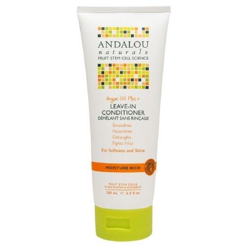 Andalou Naturals Argan Oil Plus+ Leave-In Conditioner 6.8 fl oz (200 ml)