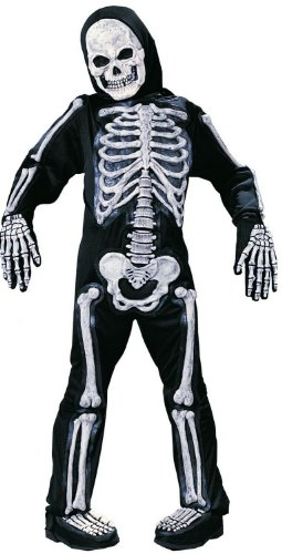 Fun World Costumes Totally Skelebones Child Medium -