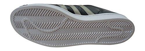 Scarpe Da Ginnastica Adidas Originals Superstar Metallic Pack Mens Sneakers (us 9.5, Cblack / Cybemt / Ftwwht S81727)