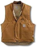 Carhartt Men's Big & Tall Flame Resistant Heavyweight Duck Vest