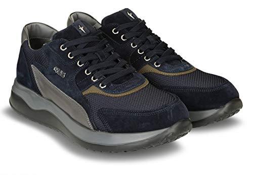 Sneakers Uomo 4us Paciotti Ssdu2tca Cesare Cricket navy Blu 7wOIpBqS