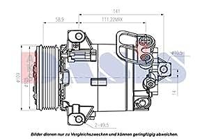AKS Dasis 851596 N Aire Acondicionado