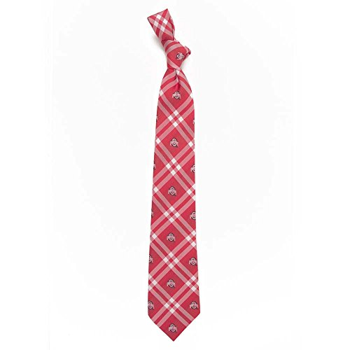 Ohio State Buckeyes Rhodes Neck Tie Eagles Wings