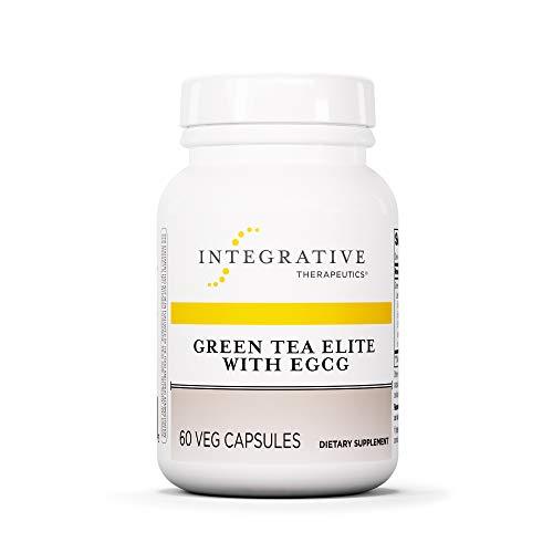 Integrative Therapeutics - Green Tea Elite with EGCG - Antioxidant Support Supplement - 60 Capsules