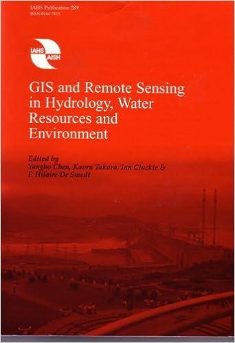 remote sensing and gis book