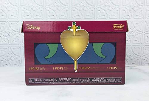 POP! Funko Disney Treasures Villians Boxed Set Movie Moment Peter Pan Hook and Tick-Tock #456,Pocket Diablo & Mini Wicked Queen Witch Hot Topic Exclusive -