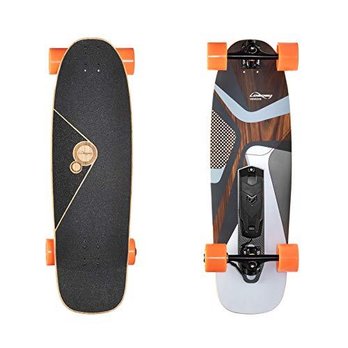 Loaded Boards Unlimited Solo Electric Skateboard Complete
