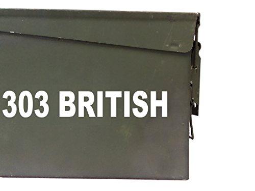 british 303 ammo box - 4