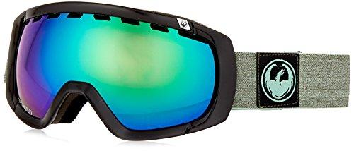Price comparison product image Dragon Alliance Rogue Hone Emerald Ski Goggles, flash green and flash blue