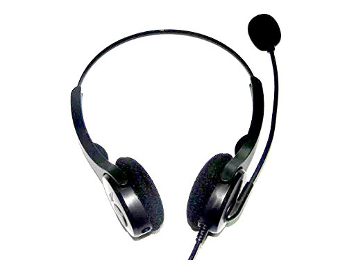 103U Double USB Headset with Noise Cancelling