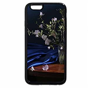iPhone 6S / iPhone 6 Case (Black) Flower composition