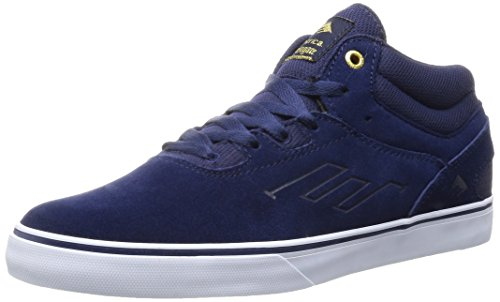 CHAUSSURES EMERICA WESTGATE MID VULC NAVY
