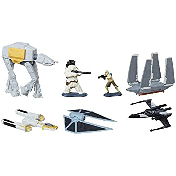Star Wars Micro Machines Assault on Scarif (Star Wars: Rogue One) Pack