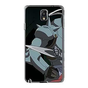Fashion Tpu Case For Galaxy Note 3- Fullmetal Alchemist Manga Defender Case Cover