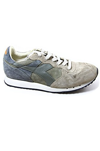 Diadora Suede Sneakers Trident S SW C6361 Grape Leaf/Sage EU46