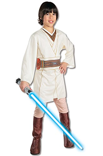 Rubies Star Wars Classic Child's Obi-Wan Kenobi Costume, -