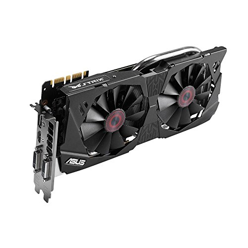 ASUS STRIX GeForce GTX 970 Overclocked 4 GB DDR5 2...