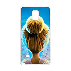 Tinker Bell Secret of the Wings Samsung Galaxy Note 4 Cell Phone Case White Rzsfi