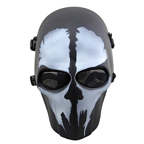 OUTGEEK Airsoft Protective Skull Costume product image