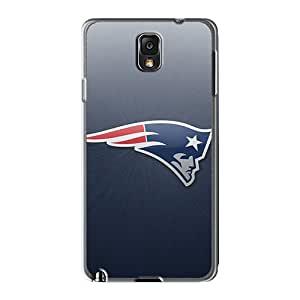 Samsung Galaxy Note 3 Ran3793vqXx Support Personal Customs High Resolution New England Patriots Pictures Anti-Scratch Hard Cell-phone Case -CharlesPoirier