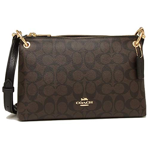 COACH Signature Blocking Mia Crossbody