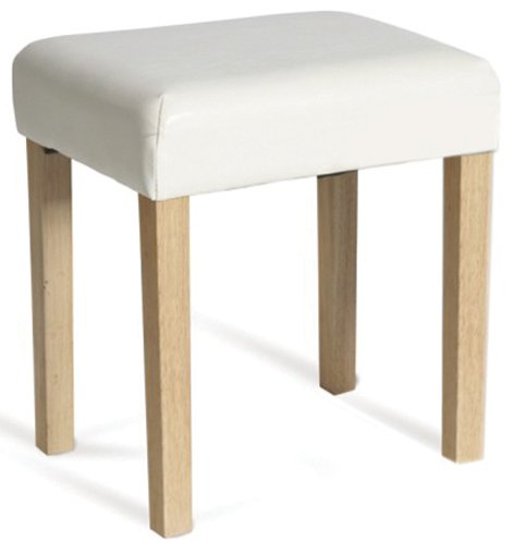 Core Products Milano Stool with Brown Faux Leather ML200BR-M