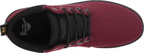 Black Oxblood on Martens Canvas Boot Dr Chukka Women's Belmont Old Game wfqx1AP0F