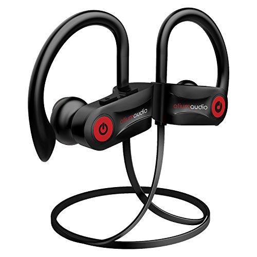 Bluetooth Headphones, Otium Best Wireless Sports Earbuds, Wa