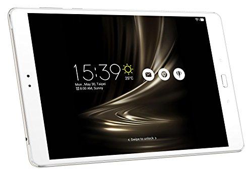 Asus ZenPad 3S Z500M-1J006A 24,6 cm (9,7 Zoll, 2k) Tablet-PC (MediaTek 8176 Hexacore, 4GB LPDDR3, 64GB , IMG GX6250, Android 6.0) silber