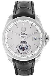 TAG Heuer Men's WAV511B.FC6224 Grand Carrera Automatic Certified Watch