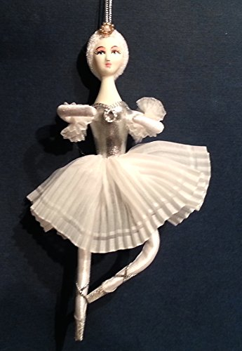 Russian Ded Moroz Costumes - CHRISTMAS Tree Ornament Russian Ballerina in