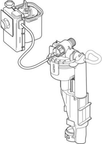 delta ep75944 brevard plete flush fill actuator n a amazon Delta and Wye Diagram