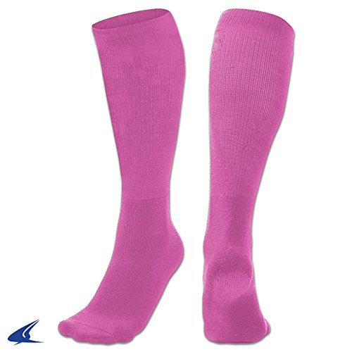 Champroスポーツmult-sportソックス B01N4P1H77 Large|Champro Sports Mult-Sport Socks, Hot Pink, Large Champro Sports Mult-Sport Socks, Hot Pink, Large Large