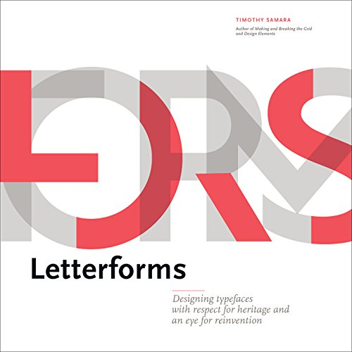 - Letterforms: Typeface Design from Past to Future