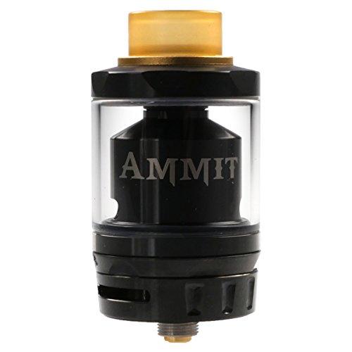GeekVape Ammit Dual Coil RTA Clearomizer 6 ml, Selbstwickler, Durchmesser 25 mm, Riccardo Verdampfer für e-Zigarette…