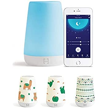 Amazon Com Hatch Rest Baby Sound Machine Night Light