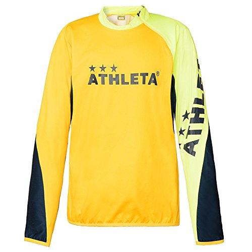 好奇心やめる列挙するATHLETA(アスレタ) メンズ サッカーウェア トレーニングジャージシャツ 18005