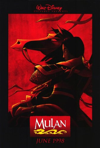 Image result for mulan movie poster