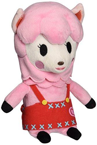 "Little Buddy USA Animal Crossing New Leaf Lisa/Reese 9"" Plush"