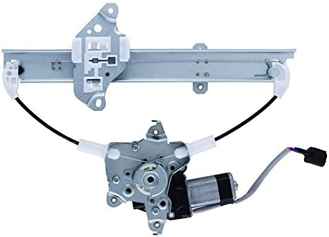 82720-JA000 New Window Regulator W//Motor Rear Passenger Side Right RRH For 2007 2008 2009 2010 2011 2012 2013 Nissan Altima 748-527 82730-JA00A