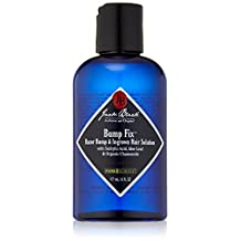 Jack Black 3-in-1 Clear Complexion Solution Razor Bump and Acne Treatment with 2% Salicylic Acid & Green Tea 177ml/6oz
