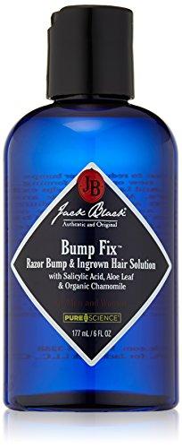 Jack Black Bump Fix Razor Bump & Ingrown Hair Solution, 6 fl. oz