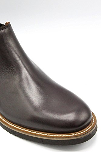 Frau Polacchini beatles brown scarpe uomo 74P3 marrone