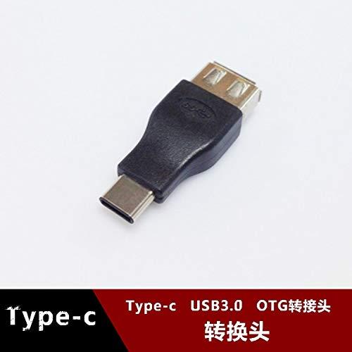 Ochoos USB 3.0 AF hembra a USB tipo C macho OTG adaptador ...