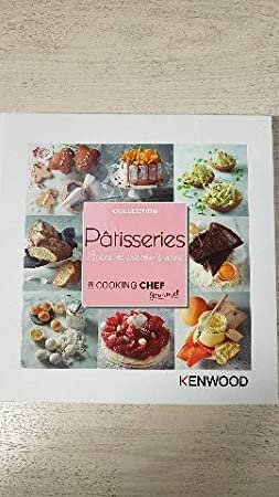 Libro de Recetas Pains & VIENNOISERIES Cooking Chef Kenwood: Amazon.es: Hogar