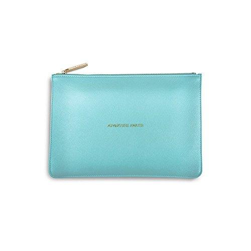 turquoise Katie Loxton femme Aqua Metallic pour Pochette S1xqwxIgA