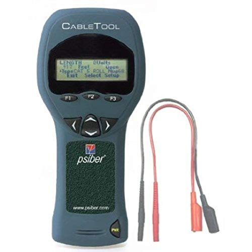 Psiber Data CT50 CableTool Multifunction Cable Meter