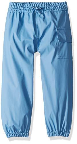 Hatley Boys' Big Splash Pants, Blue, 7 Years