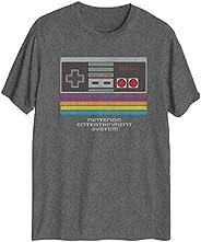 Nintendo - Camiseta vintage para hombre