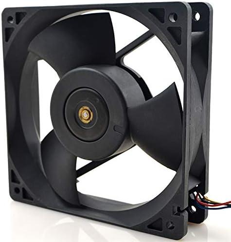 for Delta EFB1212HF 12V 0.80A 12025 12CM 4-Wire Cooling Fan